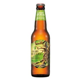 Angry Orchard Hard Cider Green Apple (12 fl. oz. bottle, 6 pk.)