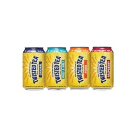 Twisted Tea Hard Iced Tea Party Pack (12 fl. oz. can, 12 pk.)