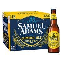 Samuel Adams Winter Lager Seasonal Beer  (12 fl. oz. bottle, 12 pk.)