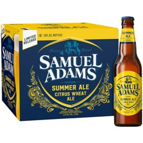 Samuel Adams Octoberfest Seasonal Beer (12 fl. oz. bottle, 12 pk.)