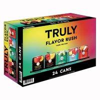 Truly Hard Seltzer Lemonade Seltzer Mix Pack (12 fl. oz. can, 24 pk.)