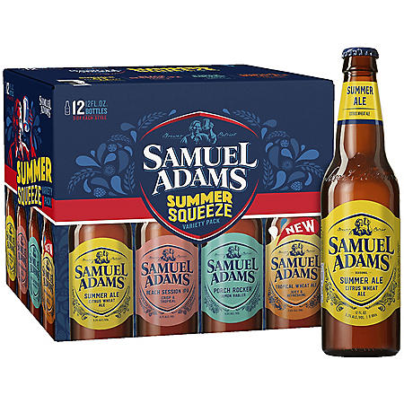 Samuel Adams Winter Classics Seasonal Beer (12 fl. oz. bottle, 12 pk.)