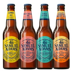 Strange Samuel Adams Beer Variety Pack 12 Fl Oz Bottle 12 Pk Caraccident5 Cool Chair Designs And Ideas Caraccident5Info