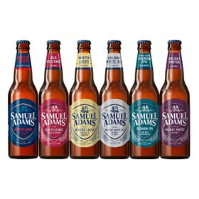 Peachy Samuel Adams Winter Classics Variety Pack 12 Oz Bottles Caraccident5 Cool Chair Designs And Ideas Caraccident5Info