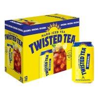 Twisted Tea Hard Iced Tea (12 fl. oz. can, 12 pk.)