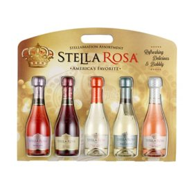 Stella Rosa Stellabration Assortment Gift Pack (1.87 ml, 5 pk.)