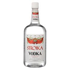 Stroika Vodka (1.75 L)