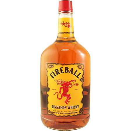 Fireball Cinnamon Whiskey (1 75 L) - Sam's Club