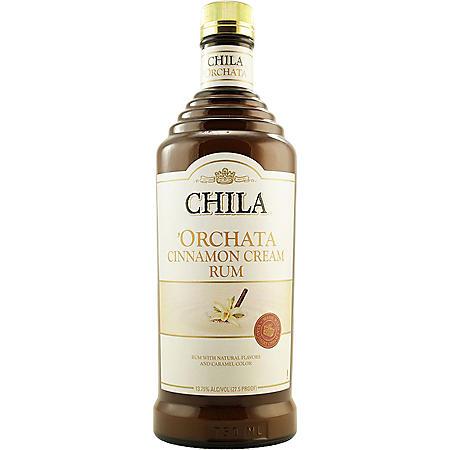 Chila Orchata Cinnamon Cream Rum (750 ml)