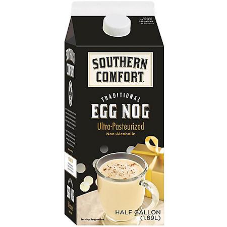 Southern Comfort Traditional Egg Nog (half gallon)