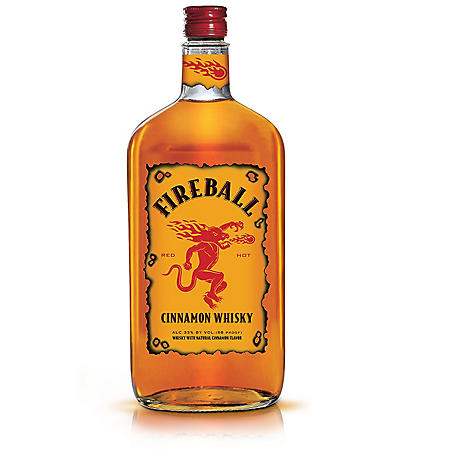 Fireball Cinnamon Whisky (750 ml)