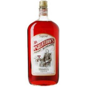 Dr. McGillicuddy's Cherry Schnapps Liqueur (1 L)