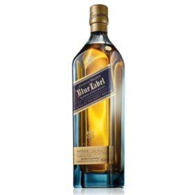 Johnnie Walker Blue Label Blended Scotch Whisky (1.75 L)