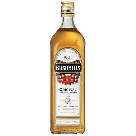 Bushmills Irish Whiskey (1 L)