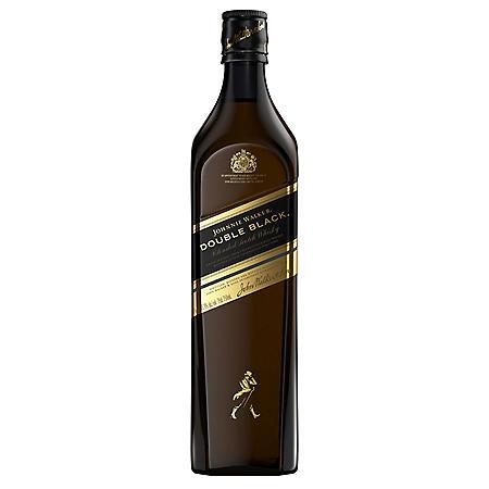 Johnnie Walker Double Black Label Blended Scotch Whisky (750mL)