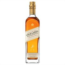 Johnnie Walker Gold Label Reserve Blended Scotch Whisky 750