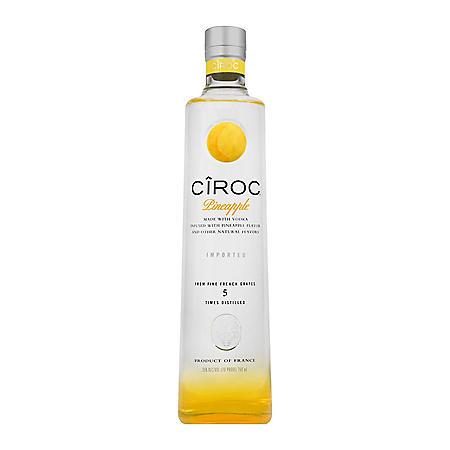 CIROC Pineapple Vodka (750mL)