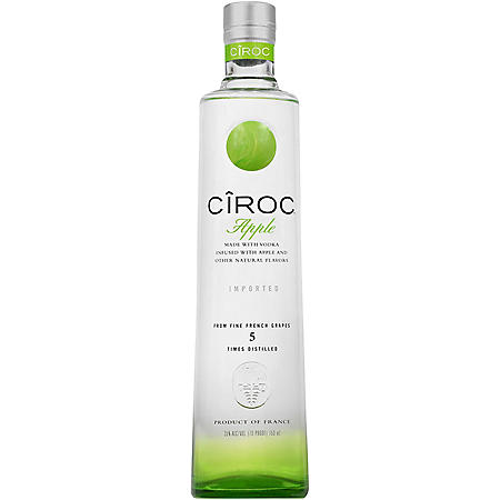 Ciroc Apple Vodka (750mL)