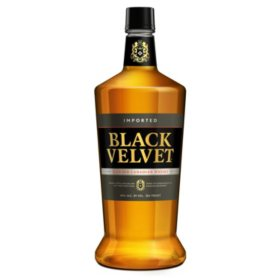 Black Velvet Canadian Whisky, 80 Proof (1.75 L)