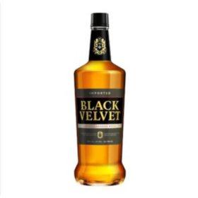 Black Velvet Canadian Whisky (1 L)