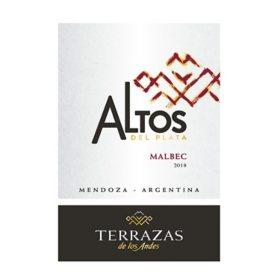 Terrazas De Los Andes Reserva Malbec 750 Ml Sam S Club