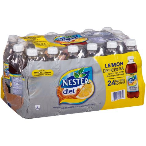 Nestea Diet Lemon Iced Tea - 16.9 fl. oz. - 24 pk.