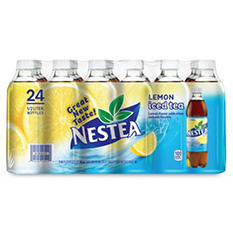 Nestea Iced Tea, Lemon (16.9 oz. bottles, 24 pk.)