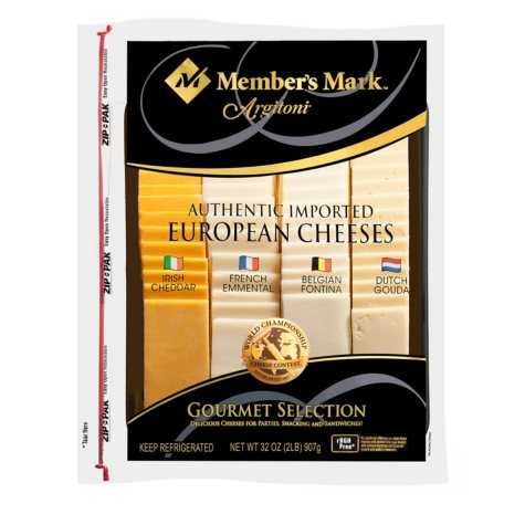 Argitoni Gourmet Selection Imported Cheeses (32 oz.)