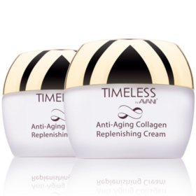 AVANI Dead Sea Anti-Aging Collagen Replenishing Cream (1.7 oz., 2 pk.)