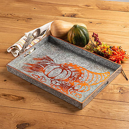 American Atelier Rectangular Fall Tray (Various Sayings)