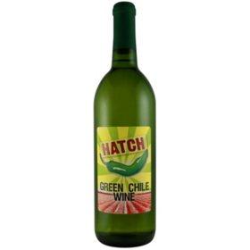 Hatch Green Chile Wine (750 ml)