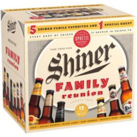 Shiner Family Reunion (12 fl. oz. bottle, 12 pk.)