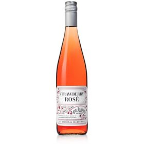 St. James Winery Cranberry Wine (750 ml)