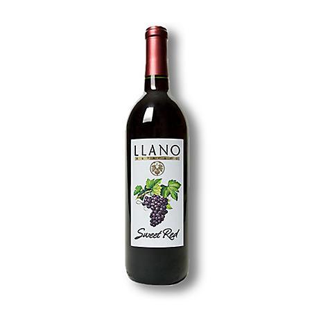 Llano Estacado Sweet Red (750 ml)
