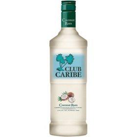 Club Caribe Coconut Rum (750 ml)