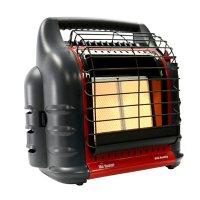 Mr. Heater 18,000 BTU Big Buddy Portable Radiant Heater