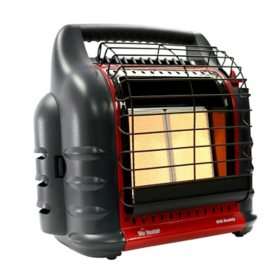 Mr. Heater 18,000 BTU Big Buddy Portable Radiant Heater