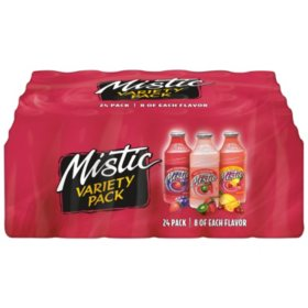 Mistic Juice Variety Pack (16oz / 24pk)