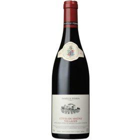 Famille Perrin Côtes du Rhône Villages Rouge (750 ml)