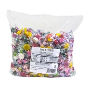 Candy Jar Assortment (5 lbs.)