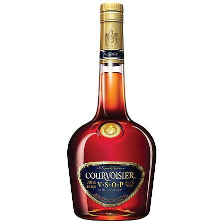 Courvoisier VSOP Cognac (750 ml)