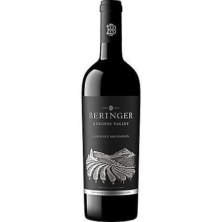 Beringer Knights Valley Cabernet Sauvignon (750 ml)