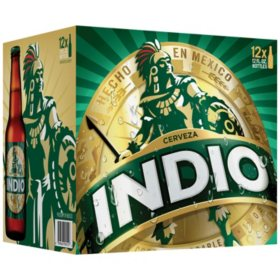 Indio Beer (12 fl. oz. bottle, 12 pk.)