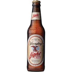 Yuengling Light Beer (12 fl. oz. bottle, 6 pk.)