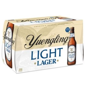 Yuengling Lager (12 fl. oz. bottle, 24 pk.)