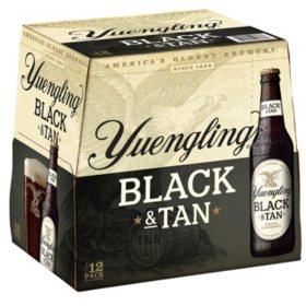 Yuengling Original Black and Tan (12 fl. oz. bottle, 12 pk.)