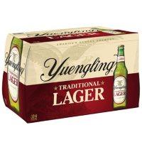 Yuengling Lager (12 fl. oz. bottle, 24 pk.)