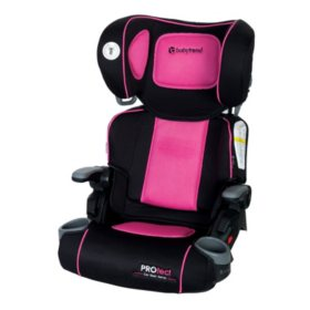 Baby Trend PROtect Yumi Folding Booster Seat, Ophelia