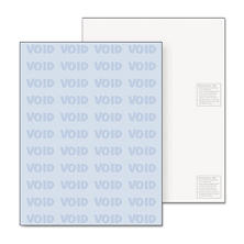 DocuGard - DocuGard Security Paper, Blue, 8-1/2 x 11 -  500/Ream