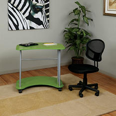 OSP Computer Desk - Green